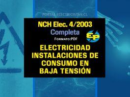 Norma eléctrica